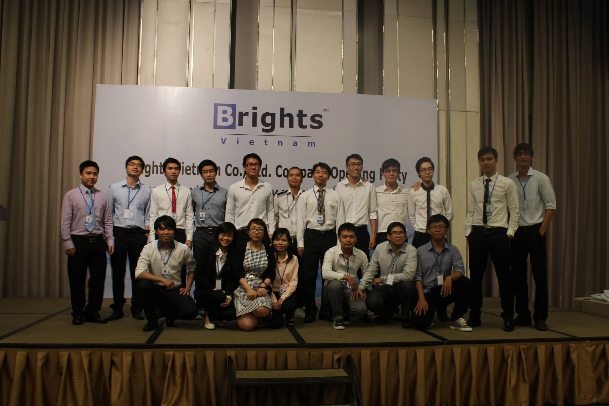 Brights Vietnam Co.,Ltd